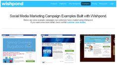 Wishpond, la herramienta para lanzar productos y promociones a través de Facebook y Twitter. #SocialMedia #app