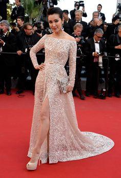 Li Bingbing.. #Cannes2015