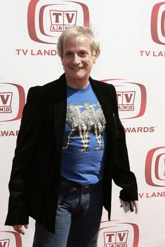 """Remembering 2012's Lost Celebs/Entertainers:  Ron Palillo  This June 8, 2008 file photo shows actor Ron Palillo at the TV Land Awards in Santa Monica, Calif. Palillo, best known as the nerdy high schooler Arnold Horshack on """"Welcome Back, Kotter,"""" died Tuesday, Aug. 14, 2012, in Palm Beach Gardens, Fla., of an apparent heart attack. He was 63."""