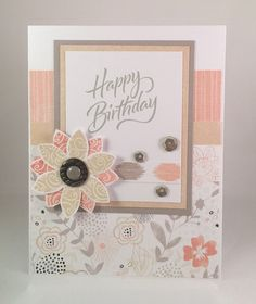Happy Birthday Card,