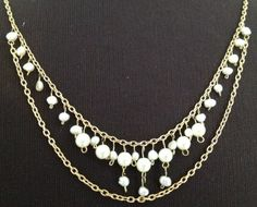 Necklace by Sophia Aisinger with tutorial - follow my blog on Wordpress