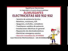 Electricistas ALMUSSAFES 603 932 932 Baratos