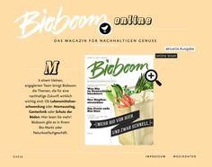 #bioboom #magazin #June