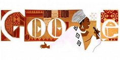 Miriam Makeba's 81st birthday celebrated by Google Doodle