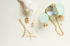 Sea La Vie Necklaces SS 2014