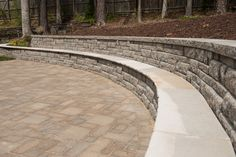 Be ahead of the curve by building your hardscape with Eagle Bay. ↩️