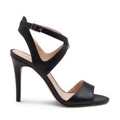 Black, Versatile Heels