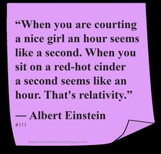 ♥ Albert Einstein ♥ #Quote #Humorous