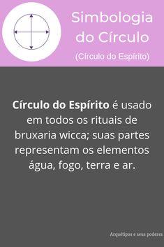 Círculo do Espírito Self Development, Witchcraft, Tarot, Zodiac, Stress, Natural, Geometric Fashion, Witchcraft Symbols, Green Witchcraft