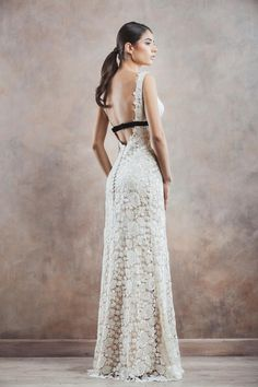 Well Dressed: Poetica by Divine Atelier Wedding Dresses 2014, Bridal Dresses, Wedding Gowns, Formal Dresses, Mod Wedding, Dream Wedding, Wedding Dreams, Couture Collection, Bridal Collection