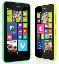 #NokiaXL and Nokia Lumia 630 now available in India. #GoNokiaX #WindowsPhone #WP81