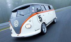 1962 VW T1: COMBI-NADA