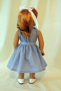 1950's Skirt and Blouse for Maryellen by BabiesArtUs on Etsy