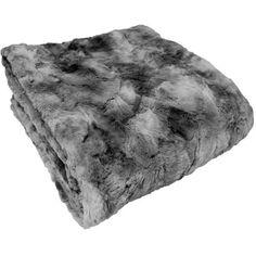 Chanasya Super Soft Fuzzy Fur Warm Charcol Gray Sherpa Throw Blanket -Charcoal Dark Gray Waivy Fur Pattern - Home Decor Grey Fur Throw, Grey Throw Blanket, Faux Fur Blanket, Faux Fur Throw, Fuzzy Blanket, Dark Grey Bedding, Plaid Gris, Fluffy Blankets, Throw Blankets