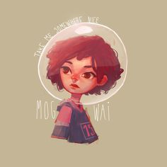Take Me Somwhere Nice > Fab #illustration #art inspired by the music of #Mogwai by Dani Diez