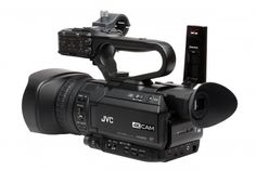 JVC announces two new cameras for covering sports