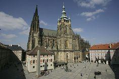 Výsledek obrázku pro katedrála svatého víta