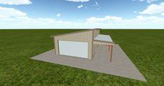 Cool 3D #marketing http://ift.tt/2E8m9ID #barn #workshop #greenhouse #garage #roofing #DIY