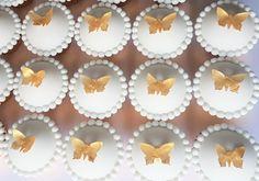 #luxurycupcakes #weddingfavours #desserttable Choux Buns, Couture Cakes, Wedding Cupcakes, Chocolate Truffles, Wedding Favours, Dessert Table, Macarons, Birthday Parties, Favors