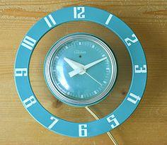 Vintage* Telechron Clock - Droooool!