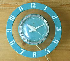 Vintage* Telechron Clock :)