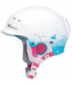 K2 Rant Pro Ski Helmet White Magic 2012 - Women's