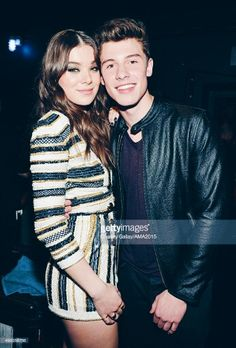 Shawn Mendes & Hailee Steinfeld