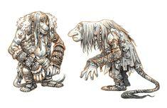 Some trolls by eoghankerrigan.deviantart.com on @DeviantArt