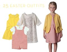 children's Easter outfit ideas