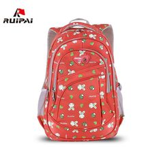 $51.65   RUIPAI 2017 School Bags for Girls Cute Printing Women's Backpacks Nylon Children Schoolbags for Girl Boys Preppy Style Back pack Outfit Accessories FromTouchy Style   Free International Shipping. Cute Backpacks For College, Fashionable Backpacks For School, College Bags For Girls, Trendy Backpacks, Boys Backpacks, School Backpacks, Cute School Bags, School Bags For Kids, Backpack Bags