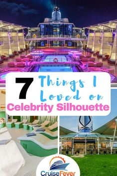 I just took a cruise on Celebrity Cruises' Silhouette and loved it! Here are 7 things about the ship that really made me enjoy this cruise. Best Cruise, Cruise Tips, Cruise Travel, Cruise Vacation, Bahamas Vacation, Bahamas Cruise, Caribbean Cruise, Italy Vacation, Royal Caribbean