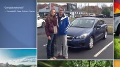 Dear Danielle Roberts   A heartfelt thank you for the purchase of your new Subaru from all of us at Premier Subaru.   We're proud to have you as part of the Subaru Family.