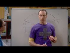 "Video: ""The Big Bang Theory – Back To The Future Grammar"" 