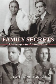 "I SAW THIS AUTHOR ON CBC AND HER STORY IS VERY INTERESTING. IT'S NOW ON MY BOOK LIST - Family Secrets: Crossing the Colour Line by Catherine Slaney - Catherine Slaney (a ""white"" woman) grew into womanhood unaware of her celebrated Black ancestors. An unanticipated meeting was to change her life. Her great-grandfather was Dr. Anderson Abbott, the first Canadian-born Black to graduate from medical school in Toronto in 1861. In Family Secrets Catherine Slaney narrates her journey along the…"