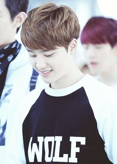 """ daily dose of Kyungsoo (。⊙‿⊙。✿) "" Exo Korean, Korean Men, Luhan, Heart Shaped Lips, Baekyeol, Exo Ot12, Exo Do, Do Kyung Soo, Kpop Guys"