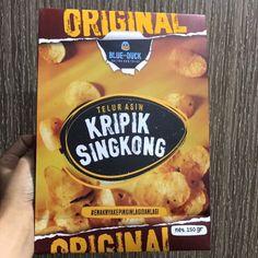 Saya menjual Keripik Singkong Telur Asin seharga Rp42.500. Dapatkan produk ini hanya di Shopee! https://shopee.co.id/edo_699/431854444/ #ShopeeID
