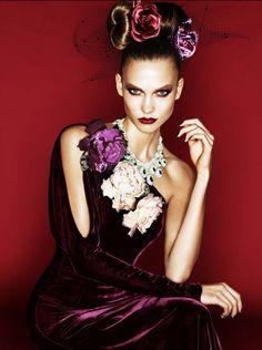 Vogue Germany December 2011