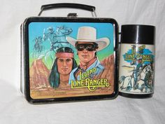 vintage 1980 aladdin the legend of the lone ranger by SAVEALOTSHOP, $100.00