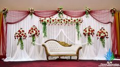 Best Wishes Celebration & Events Pvt Ltd decades of experience in wedding flower decoration, we can proudly state the fact that we are the leading wedding flower decorators in Chennai. Wedding Stage Decorations, Engagement Stage Decoration, Wedding Stage Backdrop, Wedding Backdrop Design, Wedding Stage Design, Marriage Decoration, Backdrop Decorations, Flower Decorations, Reception Stage Decor