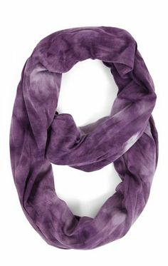 Deb Shops #Tie Dye #Infinity #Scarf $14