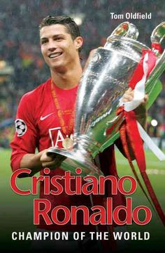 """Read """"Cristiano Ronaldo"""" by Matt Oldfield available from Rakuten Kobo. Cristiano Ronaldo is one of the most exciting footballers of his generation. Starring at youth level on his home island . Cristiano Ronaldo Portugal, Cristiano Ronaldo Cr7, Neymar, Madrid Soccer Team, Soccer News, World Best Football Player, Good Soccer Players, Cristino Ronaldo, Million Men"""