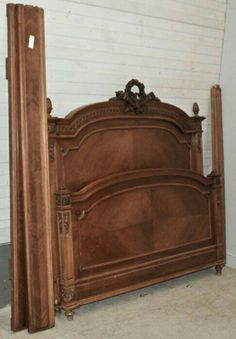 Samuel Lawrence Monticello Collection Queen Bed Ivan