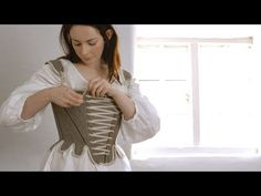 What It Took For The Working Woman To Get Dressed In The 18th Century - Neatorama