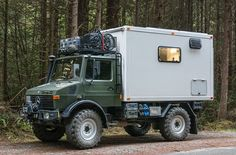 Off Road Camper, Truck Camper, Expedition Vehicle, Camper Conversion, Wabi Sabi, Van Life, First Night, Motorhome, Cars And Motorcycles