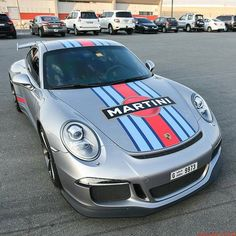 #Porsche Martini GT3