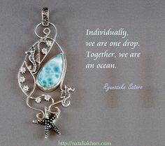 Jewelry Designer Blog. Jewelry by Natalia Khon: Monday Inspirational Quote