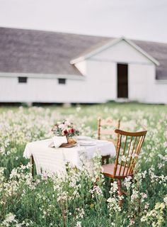 Honestly: id be on another level if I got to eat breakfast with Justin in the middle of a wildflower field. Not sure of the practicality, but it would be a beautiful memory.