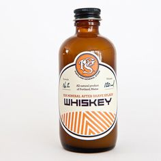 For The Guys! WHISKEY After-Shave Splash - PGS bestseller | Portland General Store