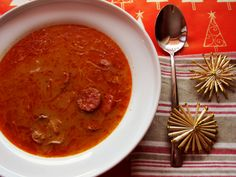 Kapustnica - Slovak Christmas Soup - Russian Season: Russian and Eastern European Cuisine