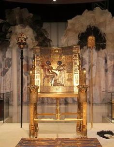 Treasures of Tutanchamun